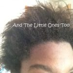Start of my #natural hair journey