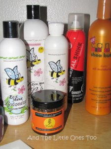 June hair products