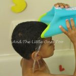Our new bath-time with Nuby