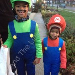 My night with Mario and Luigi