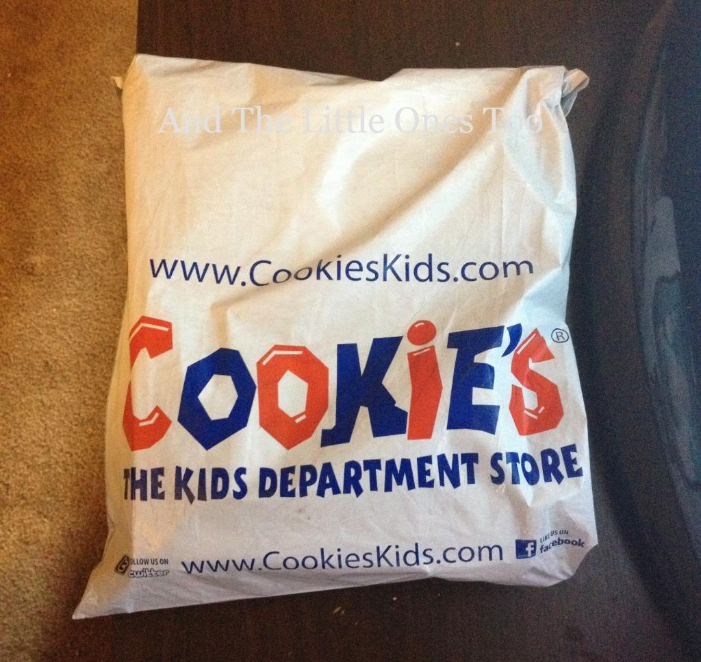 Updating Hayden's school outfits with #Cookieskids #SocialFabric #Cbias