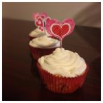Sugar Free Lemon Cupcakes just in time for #valentines Day