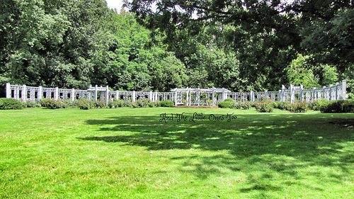 Taking a walk through Inniswood Metro Gardens (Westerville OH)