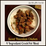 Recipe: Sweet Hawaiian Chicken