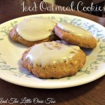 Recipe: Iced Oatmeal Cookies
