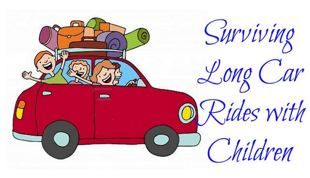 Surviving Long Car rides with Children