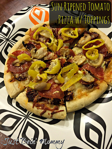 A new twist on your pizza with Mezzetta