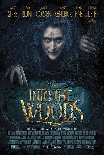 Disney's Into The Woods- In Theaters Christmas Day 2014