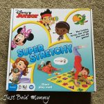 Stretch with Disney Jr. Super Stretchy Game
