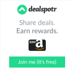 Looking for deals? Try Dealspotr!