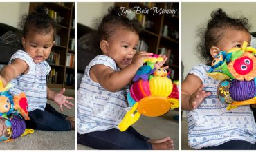 NEW Lamaze toys for fun with baby!