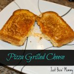 Recipe: Pizza Grilled Cheese with #finlandiacheese