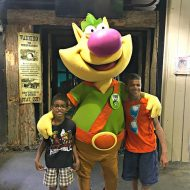 Nature Cat Meet and Greet at the Ohio State Fair!