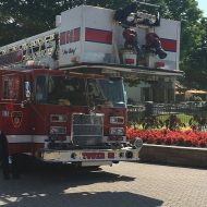 Highlighting Fire & Safety at Kings Island