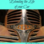 Things you can do to extend the life of your car