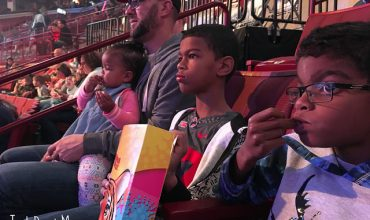 Out of this World with the Ringling Bros.