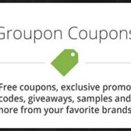 Save more money with Groupon Coupons!