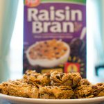 No Bake Breakfast Bars with Post Raisin Bran