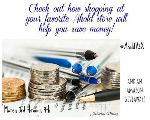 Save this week at your favorite Ahold store! #AholdV2X