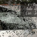 4 steps to take after a car accident