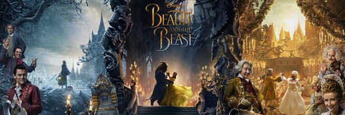 Beauty and the Beast in theaters today!