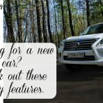 Looking for a new car? Check out these safety features
