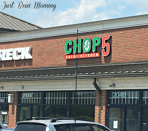 Make a stop at CHOP5 now at Polaris!
