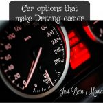 Car options that make driving easier