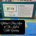 New Play Area at the Mall at Tuttle Crossing