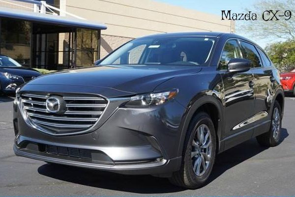 Quick overview of options on the Mazda CX-9