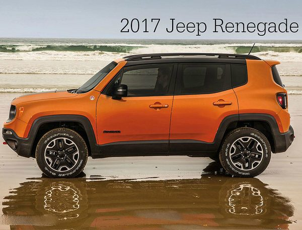 A Look at the Jeep Renegade