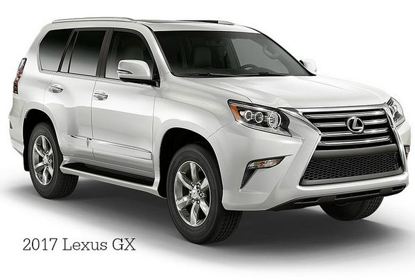 Have you seen the 2017 Lexus GX?