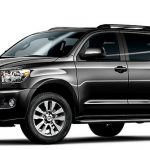 Quick look into the Toyota Sequoia