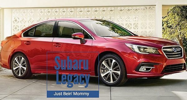 What about the Subaru Legacy?