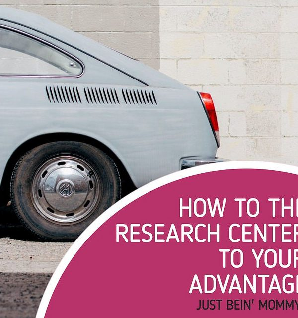 Using the research center to your advantage!