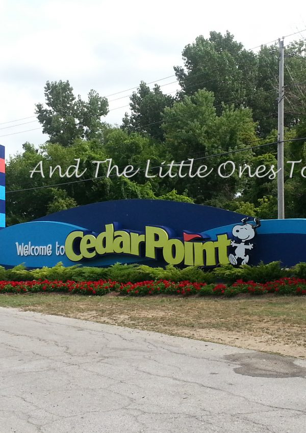 Check out the GateKeeper *New* at Cedar Point 2013