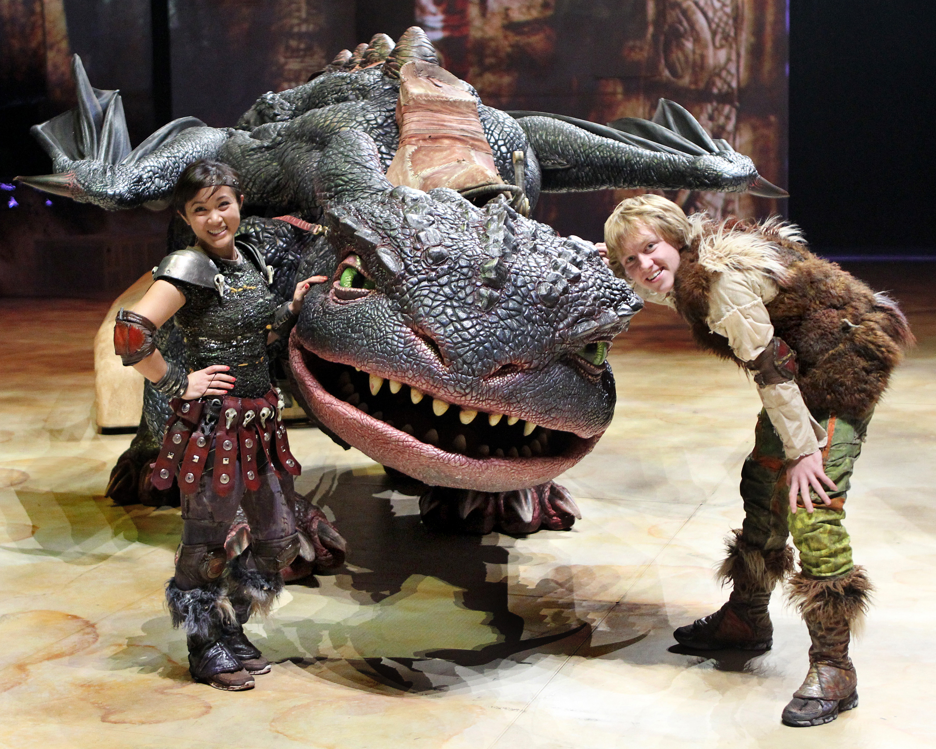 Dreamworks How to Train Your Dragon Live in Columbus OH
