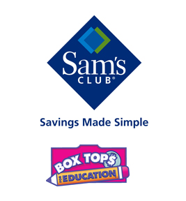 Donate to schools with Box Tops from Sam's Club #myblogspark
