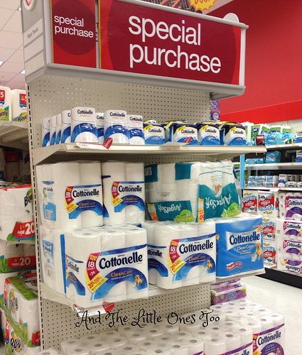 Set up your clean routine with the Cottonelle #Cbias