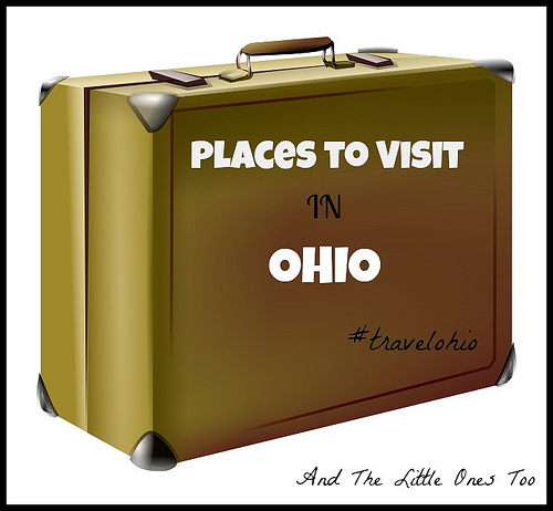 Great places to visit when visiting Ohio #travelohio
