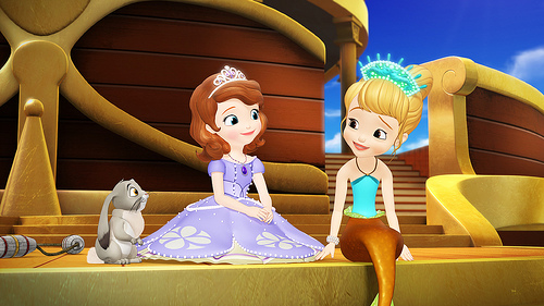 SOFIA THE FIRST: THE FLOATING PALACE airs November 24th