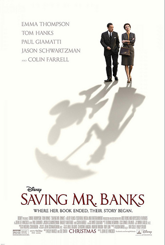 Saving Mr. Banks: In Theaters Today! (12/20)