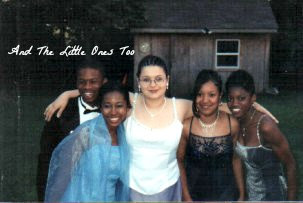Looking back 13 years to my prom…