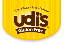 Removing the Gluten with Udi's Gluten free products #udisglutenfree