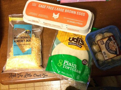 Recipe: Gluten Free Breakfast Burrito