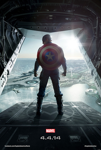 Captain America: The Winter Soldier In Theaters! (4/4)