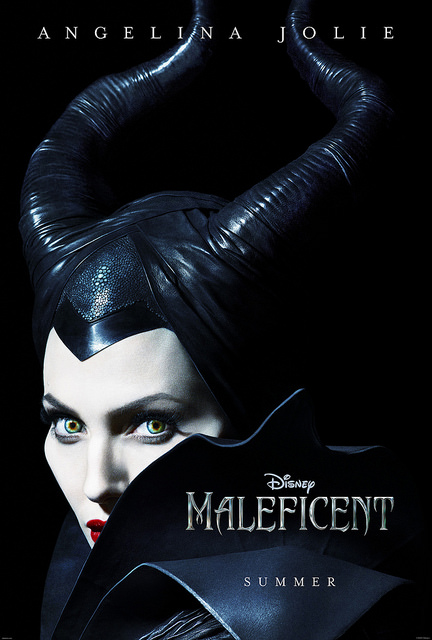 Disney MALEFICENT in theaters today! (5/30)