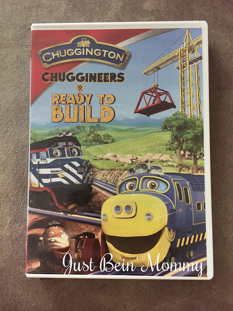 New Chuggington DVD: Chuggineers Ready to Build