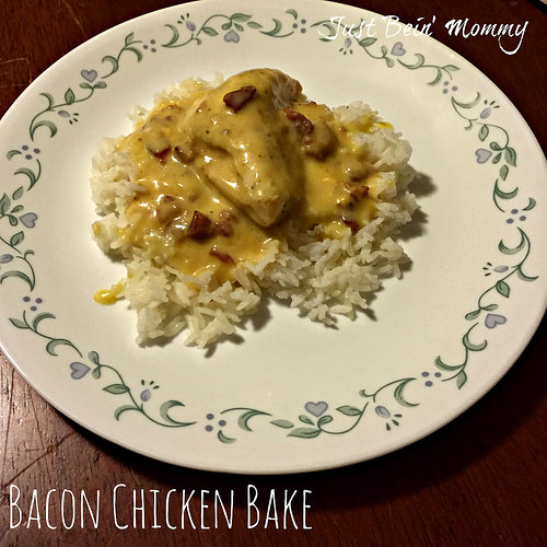 Recipe: Bacon Chicken Bake