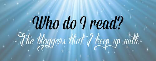 Who do I read?